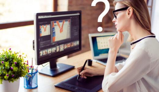 PhotoshopとIllustratorの違い|お絵描きに使うならどっち?